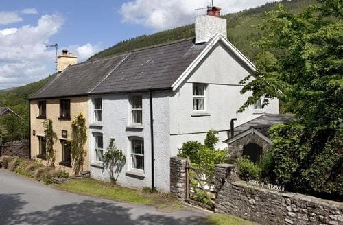 Last Minute Cottages - Stunning Talybont On Usk Cottage S40305