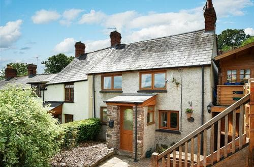 Last Minute Cottages - Lovely Bwlch Cottage S40290
