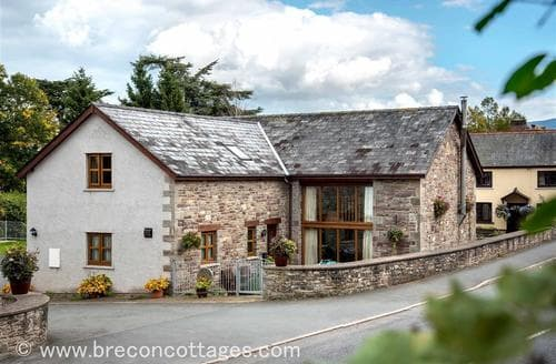 Big Cottages - Lovely Llyswen Cottage S40312