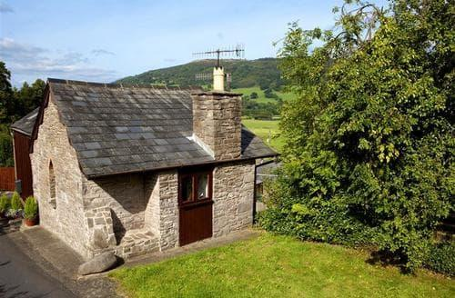 Last Minute Cottages - Attractive Brecon Cottage S40333