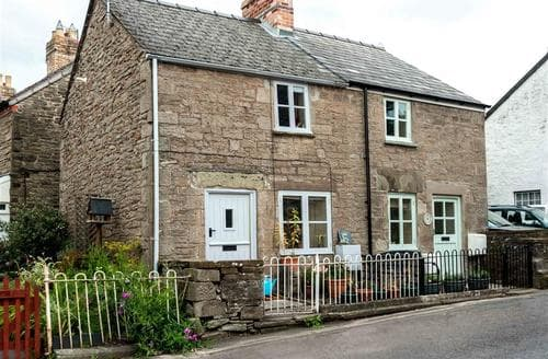 Last Minute Cottages - Excellent Hay On Wye Cottage S40128
