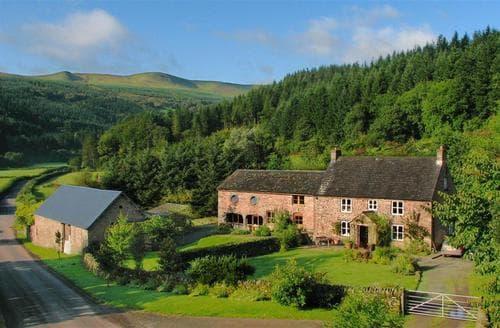 Big Cottages - Exquisite Talybont On Usk Cottage S40181