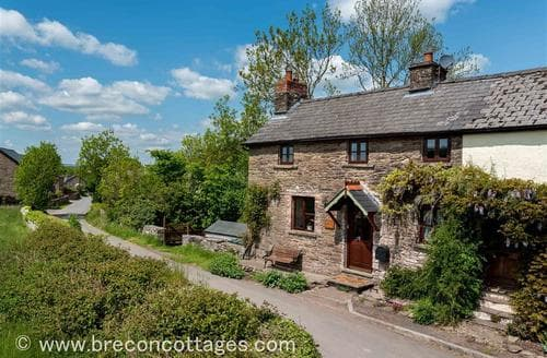 Last Minute Cottages - Luxury Llanigon Cottage S57740