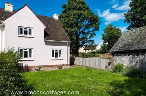 Last Minute Cottages - Splendid Glasbury On Wye Cottage S60021