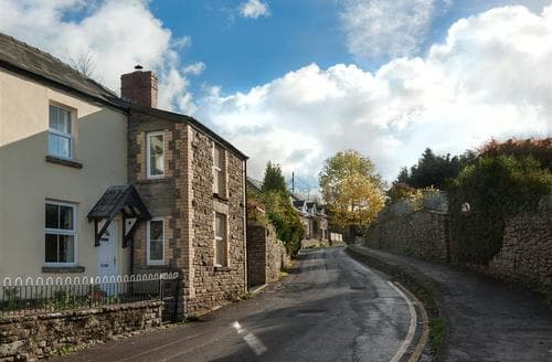 Last Minute Cottages - Beautiful Hay On Wye Cottage S40102