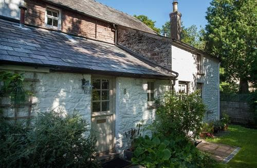 Last Minute Cottages - Inviting Talybont On Usk Cottage S40324