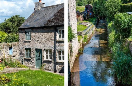 Last Minute Cottages - Inviting Hay On Wye Town Cottage S59862