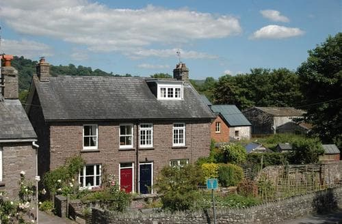 Last Minute Cottages - Tasteful Talybont On Usk Cottage S40114