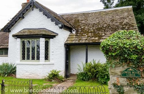 Last Minute Cottages - Excellent Hay On Wye Town Lodge S60595