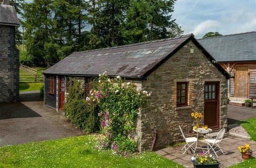 Last Minute Cottages - Delightful Aberyscir Cottage S40158
