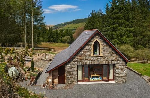 Last Minute Cottages - Adorable Talybont On Usk Cottage S40283