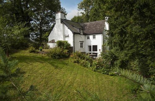 Last Minute Cottages - Gorgeous Clyro Cottage S40311