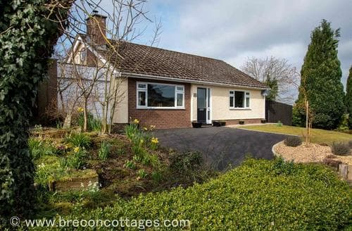 Last Minute Cottages - Superb Llangorse Cottage S57736