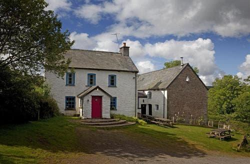 Last Minute Cottages - Luxury Brecon Cottage S40276