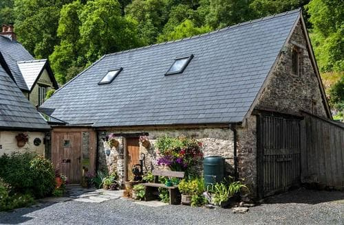 Last Minute Cottages - Delightful Llanwrtyd Wells Cottage S40341