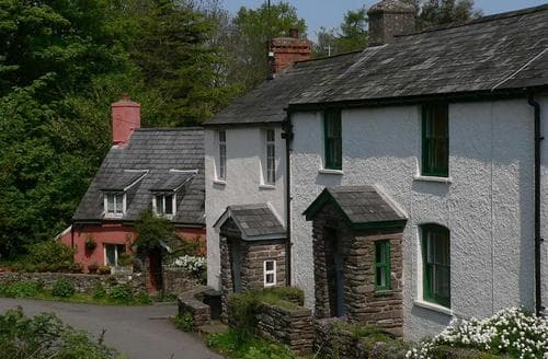 Last Minute Cottages - Attractive Talybont On Usk Cottage S40322
