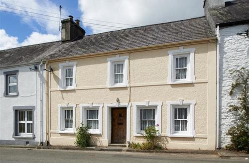 Big Cottages - Wonderful Myddfai Cottage S75480