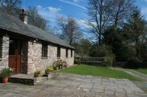 Last Minute Cottages - Beautiful Talybont On Usk Cottage S40339