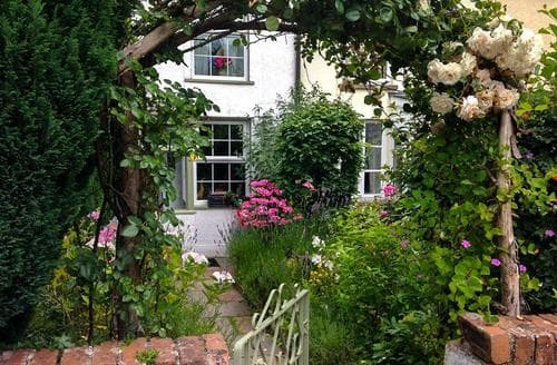 Last Minute Cottages - Captivating Talybont On Usk Cottage S40233