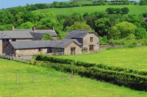 Last Minute Cottages - Charming Llanfrynach Cottage S40306