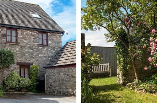 Big Cottages - Lovely Hay On Wye Town Cottage S50176