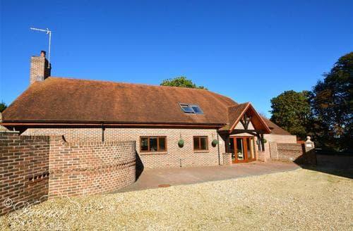Big Cottages - Cosy Osmington Lodge S43327