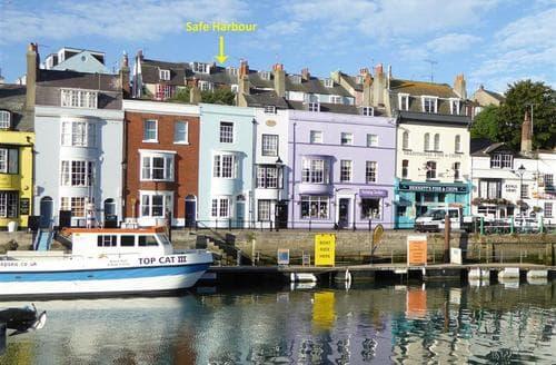 Last Minute Cottages - Safe Harbour