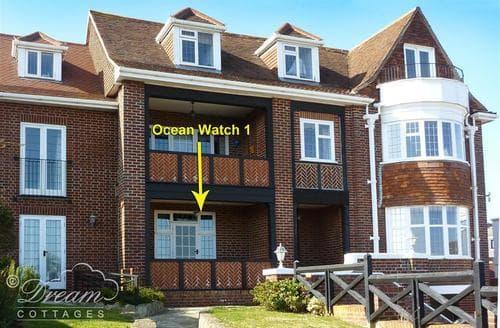 Last Minute Cottages - Ocean Watch 1