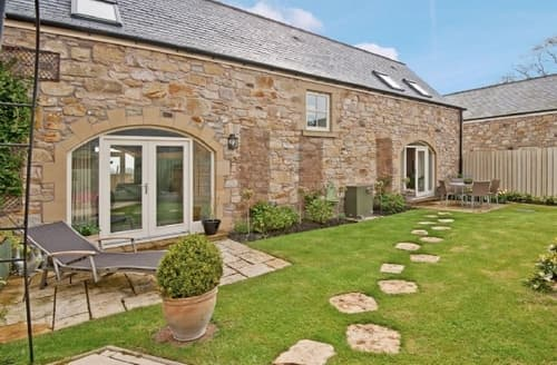 Last Minute Cottages - Gorgeous Berwick Upon Tweed Cottage S14518