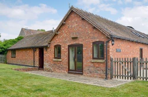 Last Minute Cottages - Skimblescott Barn