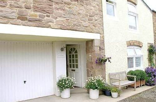 Big Cottages - Superb Seahouses Cottage S14685