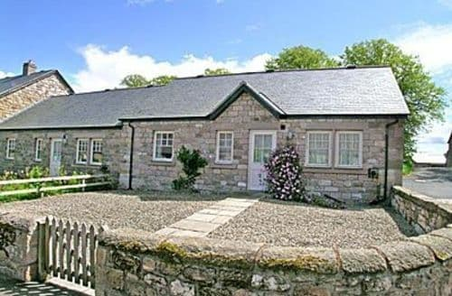 Big Cottages - Beautiful Wooler Cottage S14738