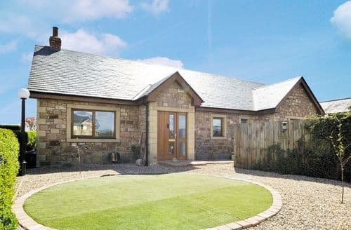 Big Cottages - Delightful Wooler Cottage S14749