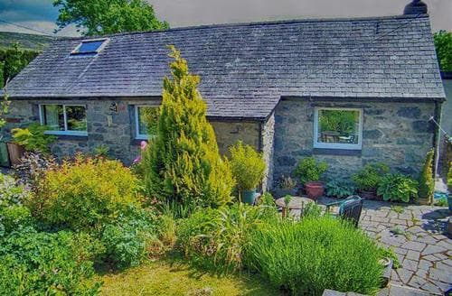Big Cottages - Stunning Bethesda Cottage S78317