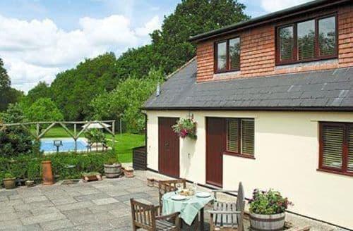 Last Minute Cottages - Exquisite Ashford Cottage S13527