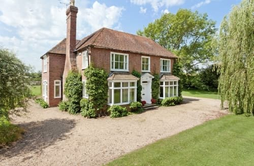 Last Minute Cottages - Adorable Ashford Cottage S13534