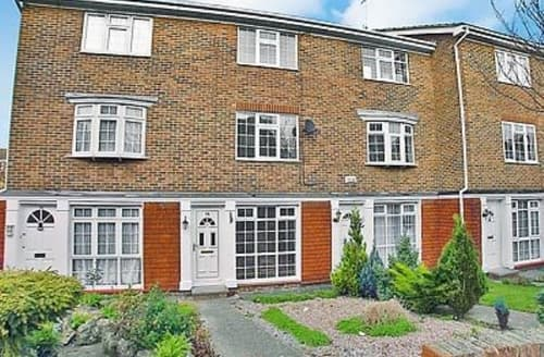 Big Cottages - Attractive Broadstairs Cottage S13538