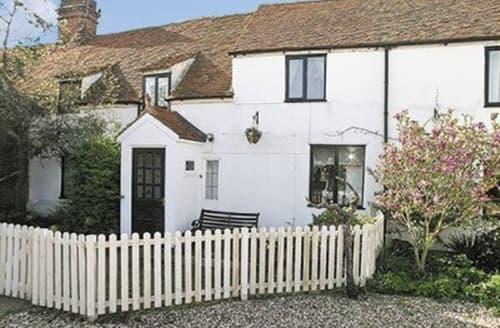 Last Minute Cottages - Charming Canterbury Cottage S13574