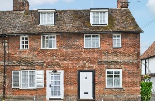 Last Minute Cottages - Superb Canterbury Cottage S13592