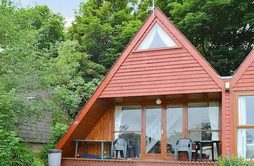 Last Minute Cottages - Stunning Deal Lodge S59798