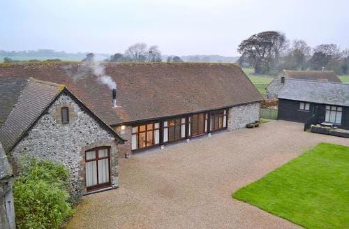 Big Cottages - Stunning Dover Cottage S13617