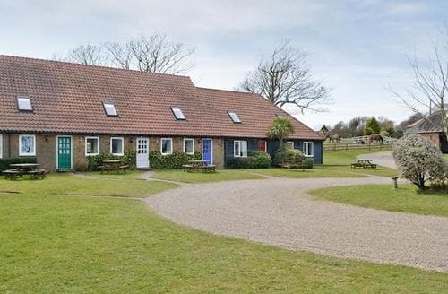 Big Cottages - Cosy Dover Cottage S46181