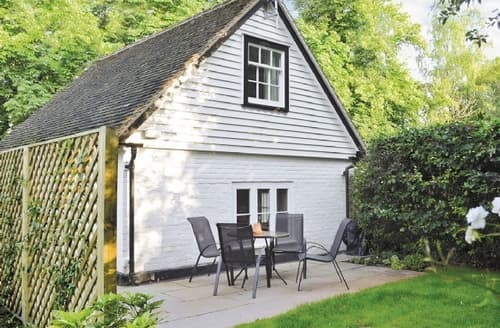 Last Minute Cottages - Superb Tunbridge Wells Cottage S13655
