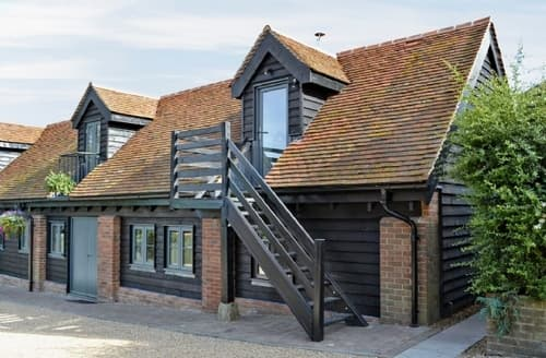 Last Minute Cottages - Lovely Tunbridge Wells Cottage S13667