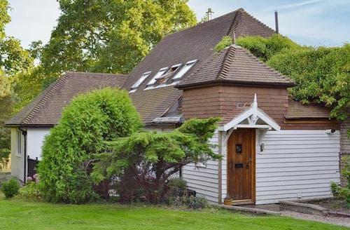 Last Minute Cottages - Poundgate Park Cottage