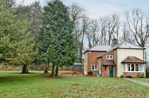 Last Minute Cottages - WOODROWS COTTAGE