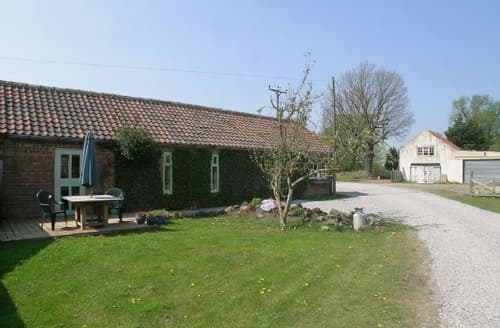 Dog Friendly Cottages - APPLETREE COTTAGE
