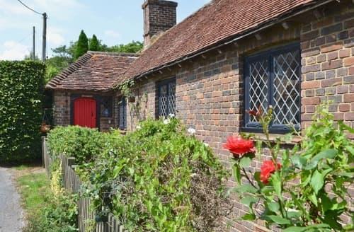 Last Minute Cottages - Lovely Battle Cottage S13843