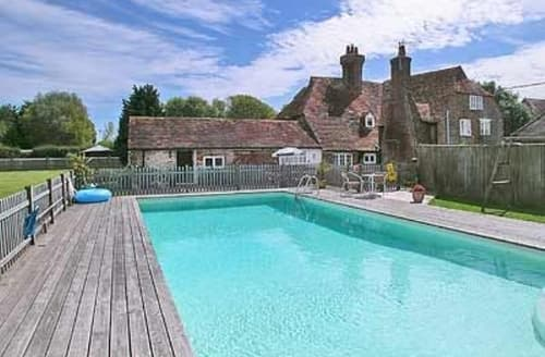 Last Minute Cottages - Tasteful Bognor Regis Cottage S13876