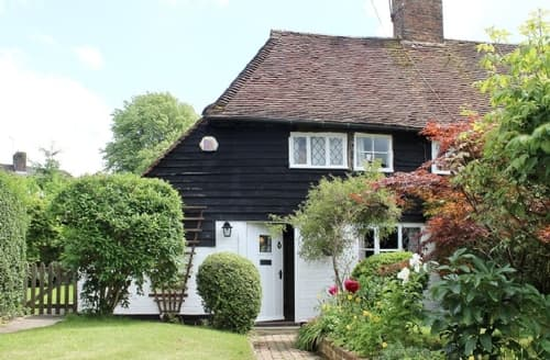Last Minute Cottages - Adorable Brighton Cottage S13909